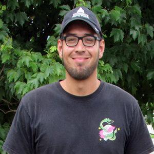 Edgar Espinosa- Simply Grazin' Farrowing Manager