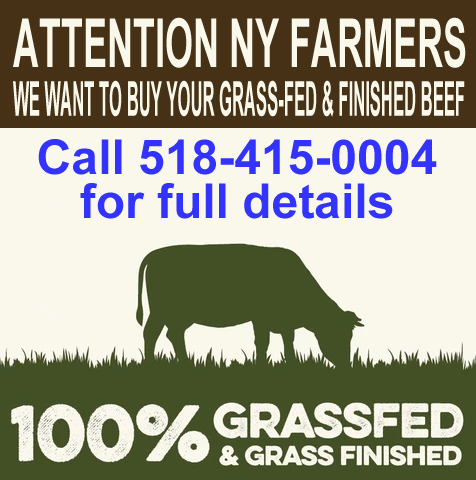 Attention Grass-Fed Finished Beef Farmers