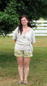 Heidi Quattrocchi- SImply Grazin' Office Assistant & Simply Haulin' Manager