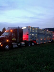 Simply Haulin' truck