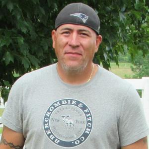 Sergio Castolo Simply Grazin' NY Farm Operations Swine Specialist